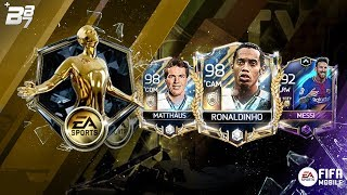3 TOTY PULLS IN A BUNDLE! PROGRAM PLAYER PACKS!   FIFA MOBILE