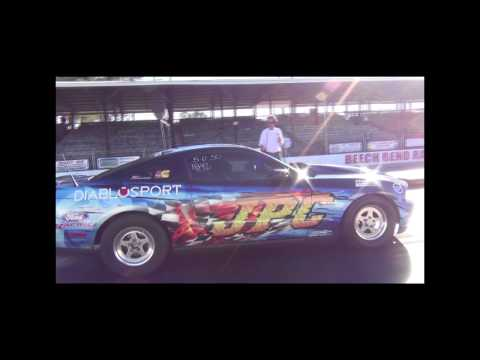 JPC goes 8.02 in our 2011 Mustang GT. FASTEST 2011 GT IN THE WORLD