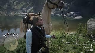 Red Dead Redemption 2 - Глава 6 . Часть 2 . Ветеран