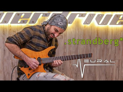 "Andrés Garib ""In Another Life"" @Neural DSP  + @Strandberg Guitars"
