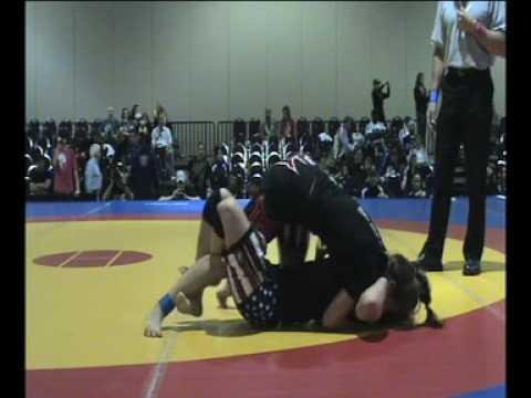 Grappling Worlds WM63kg: Shayna Baszler vs. Miesha Tate