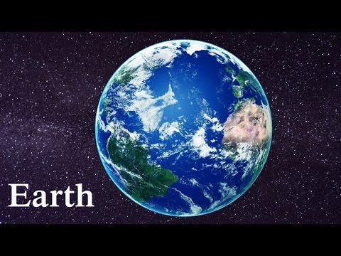 """Earth"" The Only Planet Supports Life 