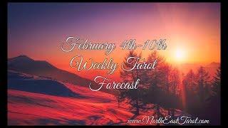 Virgo Weekly Tarot Forecast February 4th10th