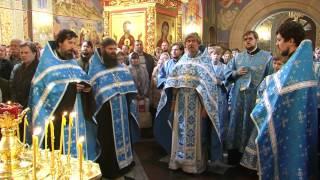 14 октября 2014 г. праздник Покрова Пресвятой Богородицы.