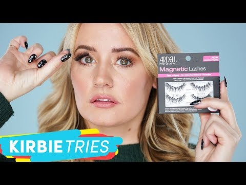 aae31c2ca43 $14 Ardell Magnetic Lash Review | Kirbie Tries - YouTube