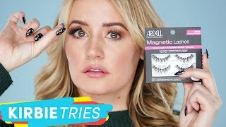 $14 Ardell Magnetic Lash Review | Kirbie Tries