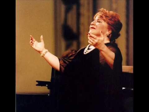 Aprile MILLO. Me voglio fà ´na casa. G. Donizetti. Live 1989.