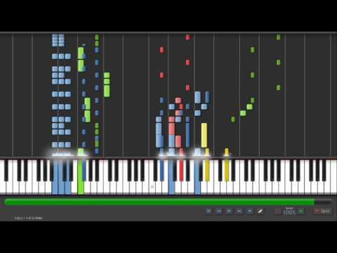 Download Lagu Baka to Test to Shoukanjuu - Perfect-Area Complete! [MIDI]