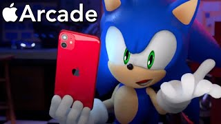Top 20 New Apple Arcade Games Updates #2
