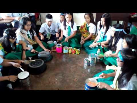 improvised instruments Sampaguita7 *****