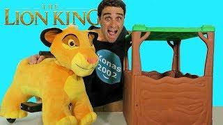 The Lion King Motorized Ride On Simba ! || Toy Review || Konas2002