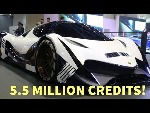 Download Youtube: NEW MOST EXPENSIVE CREDIT CAR IN ASPHALT 8 - 5.5 Million Devel 16