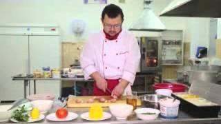Новогодний рецепт от шеф-повара