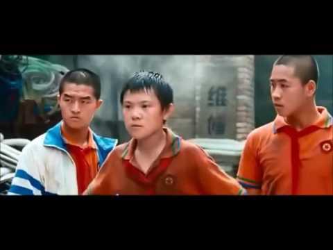 The Karate Kid (2010) - Gate Fight Scene (2/2) | MovieTimeTV
