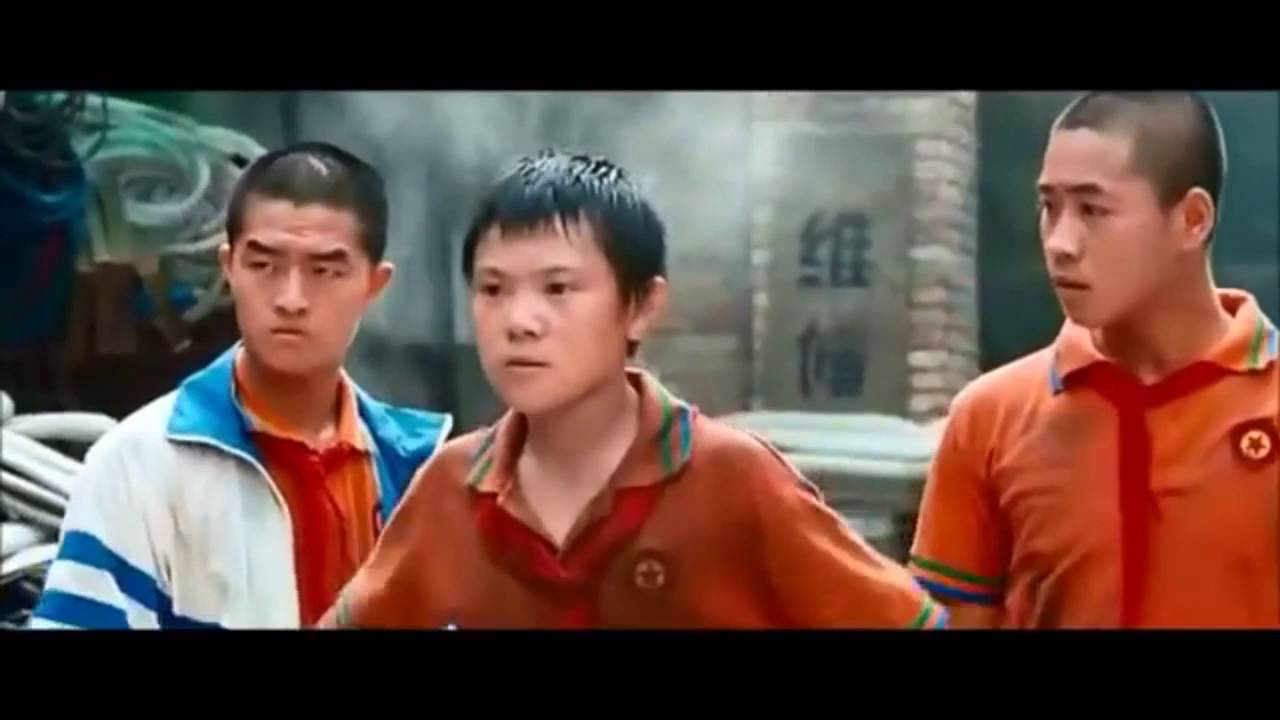Final Scene Karate Kid