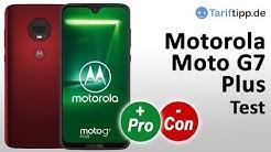 Motorola Moto G7 Plus | Test deutsch