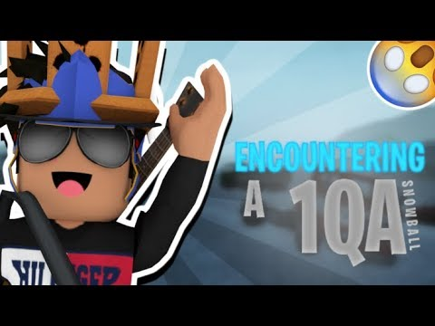 Encountering a 1Qa Snowball. {Super Power Training Simulator}.