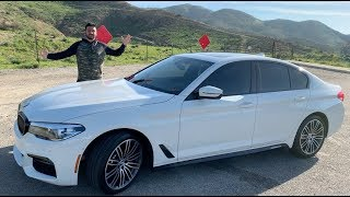 2019 BMW 5 Series In-Depth Review W/ Start Up Exhaust + Revs (540i M Sport Package)