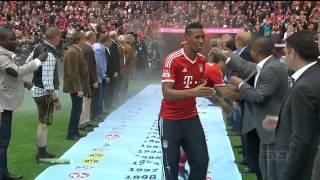 Bayern Munich Bayern Munich Celebrations 2013 HD