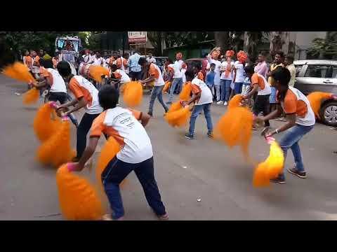 Siddhivinayak Dhol lezim sagh yerawada 2017