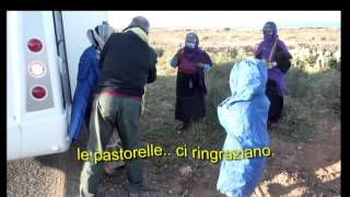 Guinea Bissau -Viaggio in Camper - Video-diario animato - 1^ parte - da Genova  a No Man's Land TRAVEL_VIDEO