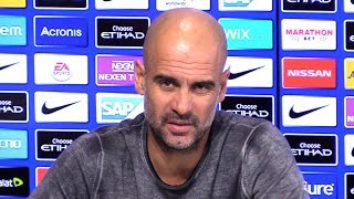Pep Guardiola Full Pre-Match Press Conference - Crystal Palace v Man City - Premier League