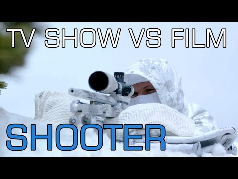 Shooter (film) Vs Shooter (TV Series)