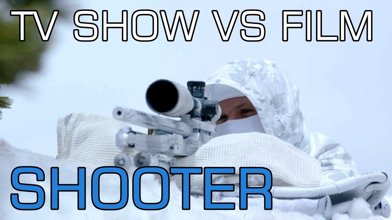 Download Shooter [film] vs Shooter [TV show] - Best Scenes