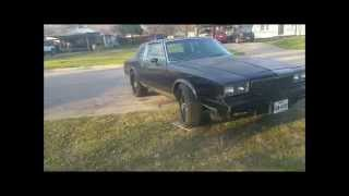 86 Monte Carlo On 22's With 6.0 LS Swap