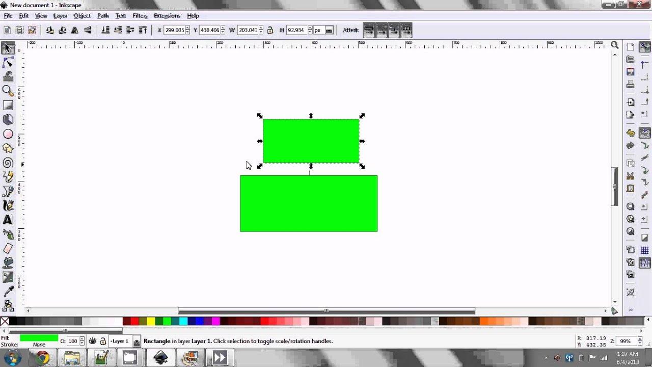 Inkscape tutorial 9 dropper tool diagrams grids page layout inkscape tutorial 9 dropper tool diagrams grids page layoutalign tool ccuart Images