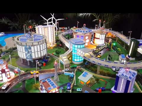 Tejas Dubhir @ smart city model.