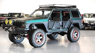 Davis AutoSports STAGE 6 LIFTED CHEROKEE XJ FOR SALE 3 OF 3