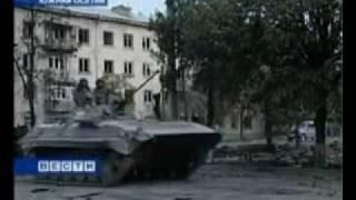 Хронология «пятидневной войны» №1 Александр Коридзе