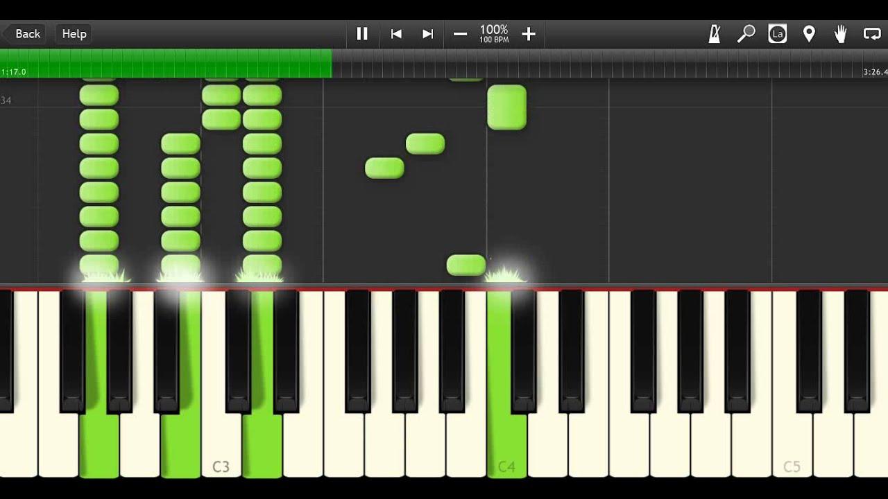 Demi lovato skyscraper piano tutorial youtube hexwebz Images