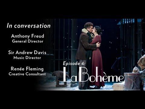 La Bohème at Lyric Opera of Chicago