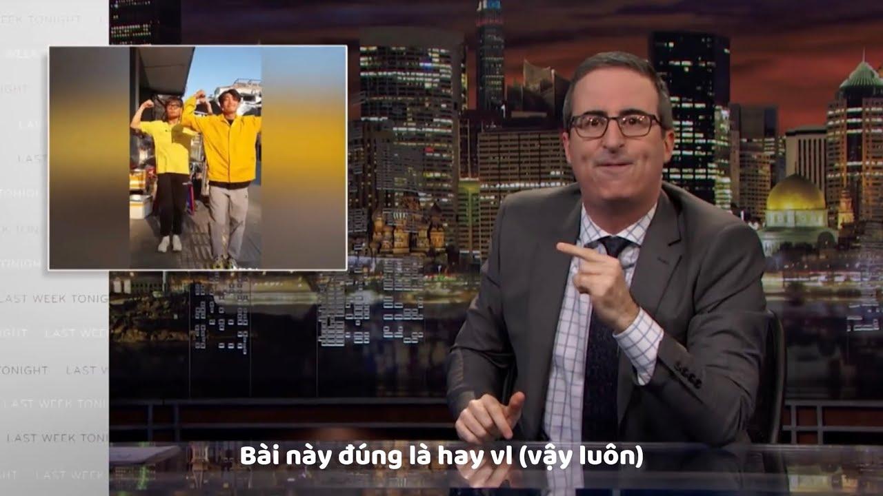 Vũ điệu rửa tay Ghen cô Vy của Việt Nam lên sóng truyền hình Mỹ (Vietsub)