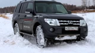 Выездной тест-драйв автомобилей Mitsubishi