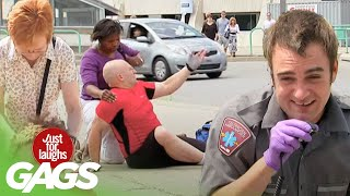 Best of Hair Pranks Vol. 2 | Just For Laughs Compilation