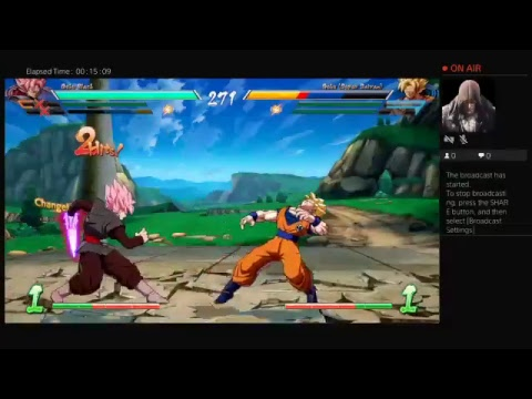 Dragon Ball Fighter Z all Goku first run