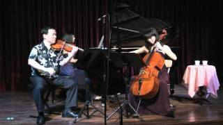 Trio Oriens plays Schoenfield