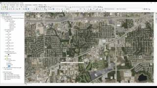 Clip World Imagery to Features in ArcMap 10.3