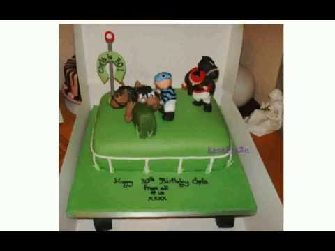 Horse Cake Decorations YouTube