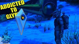 MORE GLYPHS NEEDED, THE JOURNEY TO THE CENTER CONTINUES  - No Man's Sky Gameplay  - NEXT Update
