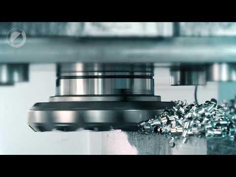 Schwerzerspanung / Heavy Industry