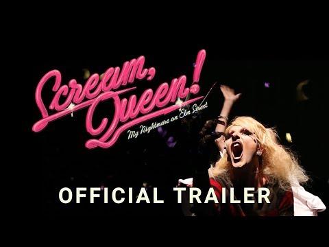 Scream, Queen! My Nightmare On Elm Street -Official Trailer
