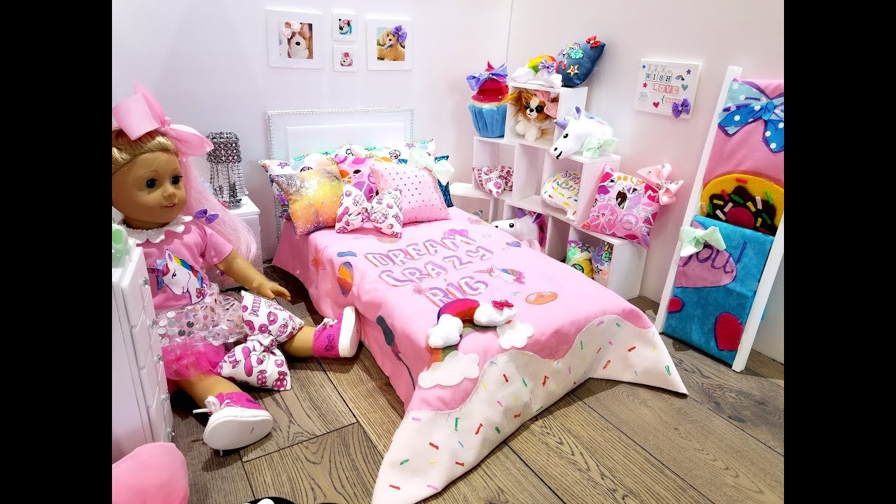 American Girl How To Make A Room