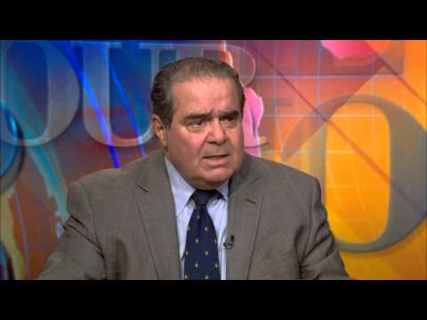 Justice Scalia Writes Guide For Interpreting The Law
