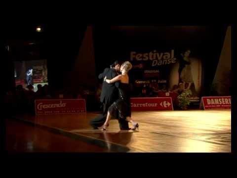 TANGO ARGENTIN - David & Catherine - Festival Dans...