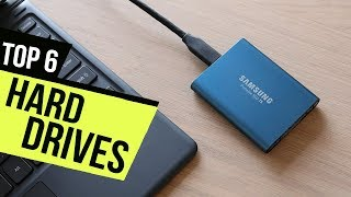 6 Best Hard Drives 2018 Reviews