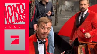 Making of: Joko & Klaas - We Love to Entertain You | ProSieben